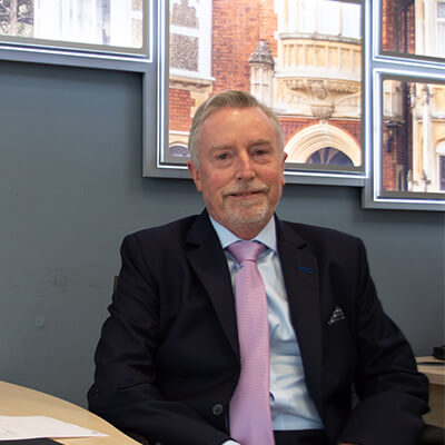 Michael Anthony Estate Agents | Gerry Donnachie