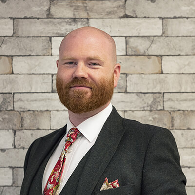 Michael Anthony Estate Agents   Niall Treacy