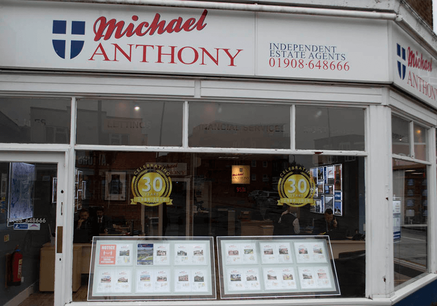 Michael Anthony Estate Agents Bletchley